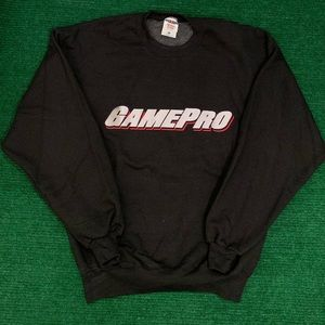 Insane vintage 90s Gamepro sweatshirt